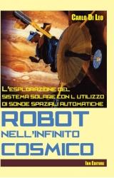 Robot nell'infinito cosmico