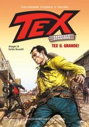 Tex speciale :Tex il grande!