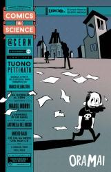 Comics & science @ Cern