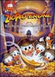 Zio Paperone alla ricerca della lampada perduta. DVD