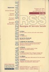 Rassegna di servizio sociale