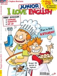 I love English. Junior