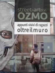 Street art con OZMO: appunti visivi di ragazzi oltre il muro