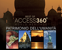 Best of access 360° world heritage patrimonio dell'umanità
