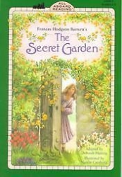 The secret garden / by Deborah Hautzig ; illustrated by Natalie Carabetta.