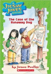 The case of the runaway dog / by James Preller ; illustrated by John Speirs ; cover illustrations by R.W. Alley.