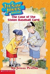 The case of the Stolen Baseball Cards/ by James Preller