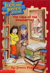 The case of the ghostwriter / by James Preller ; illustrated by Jamie Smith ; cover illustration by R.W. Alley.