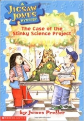 The case of the Stinky Science Project/ by James Preller