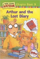 Arthur and the lost diary / text by Stephen Krensky.