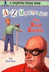 The bald bandit / by Ron Roy ; illustrated by John Steven Gurney.
