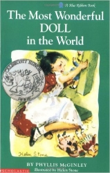 The most wonderful doll in the world / by Phyllis McGinley ; with drawings by Helen Stone.