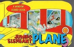Jumbo Elephant Plane