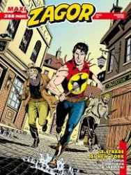 Zagor. Le strade di New York
