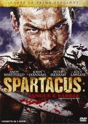 Spartacus. sangue e sabbia. Tutta la prima stagione