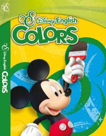 Disney english. 2: Colours