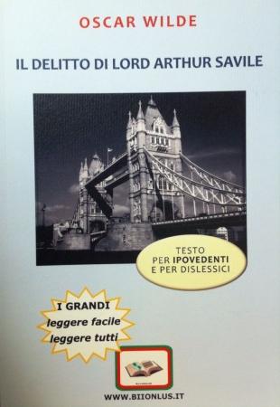 Il delitto di lord Arthur Savile