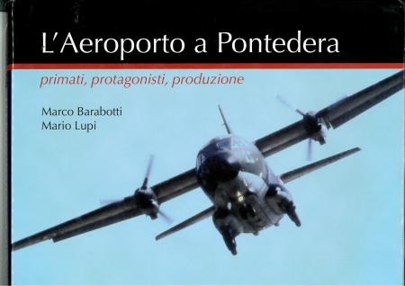 L' aeroporto a Pontedera