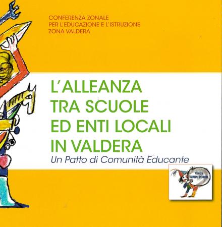L' alleanza tra scuole ed enti locali in Valdera. Un patto di comunità educante
