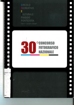 30. Concorso fotografico nazionale valido per la statistica F.I.A.F. [...]