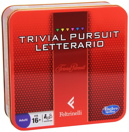 Trivial Pursuit Letterario