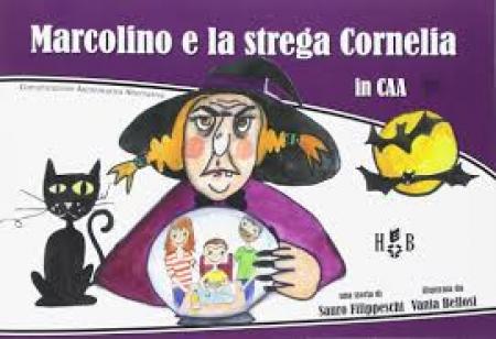 Marcolino e la strega Cornelia in CAA