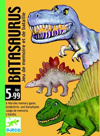 Batasaurus: jeu de memoire et de bataille