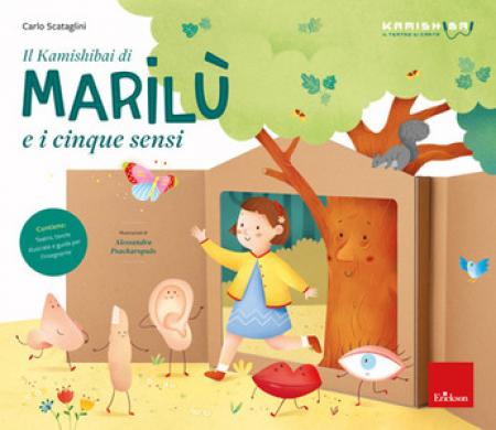 Il Kamishibai di Marilù e i cinque sensi