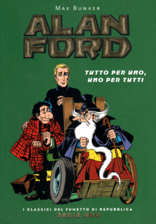Alan Ford. Tutto per uno, uno per tutti