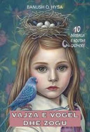 Vajza e vogel dhe zogu