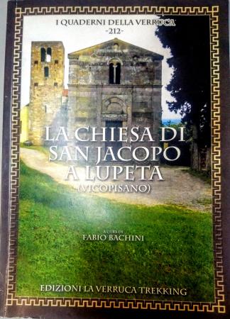 La chiesa di San Jacopo a Lupeta (Vicopisano)
