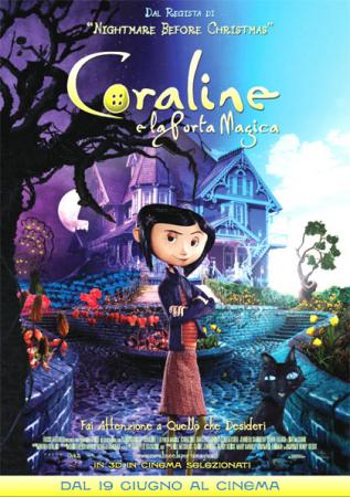 Coraline e la porta magica [risorsa elettronica]