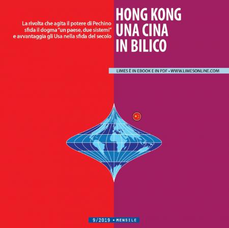 Hong Kong una cina in bilico