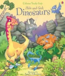 Hide and seek dinosaurs