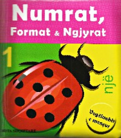 Numrat, format dhe ngjyrat