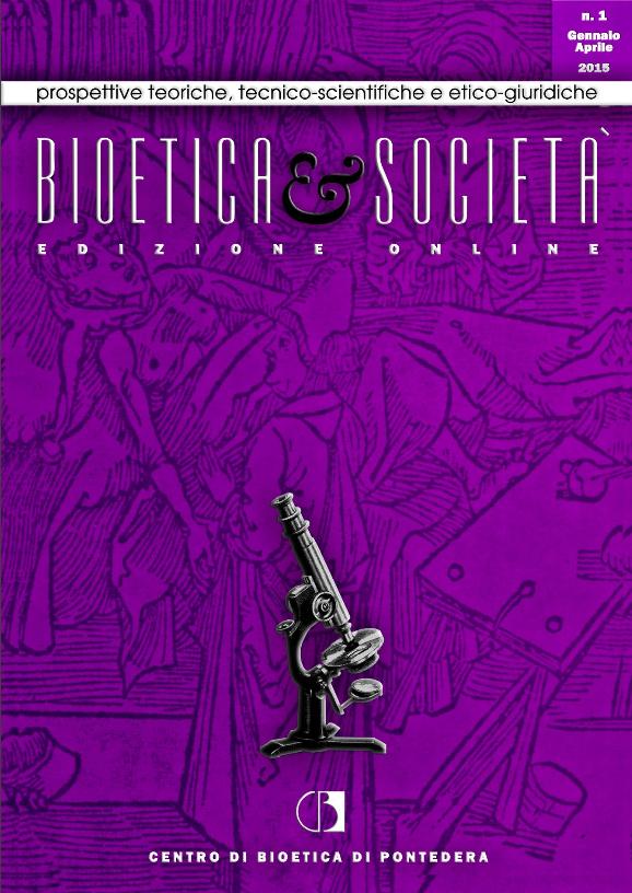 Bioetica e società