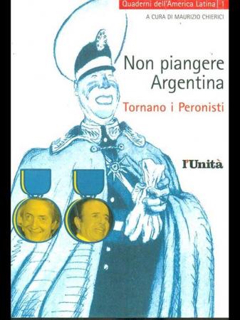 Non piangere Argentina
