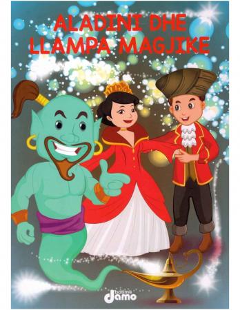 Aladini dhe llampa magjike