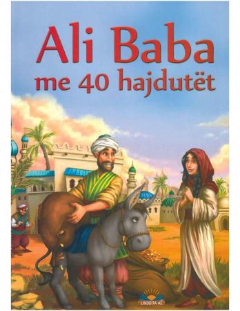 Ali Baba Me 40 Hajdutet