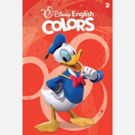 Disney english. 2: Colors