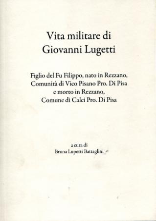 Vita militare di Giovanni Lugetti