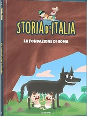 2: La fondazione di Roma