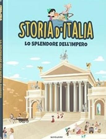 8: Lo splendore dell'impero romano