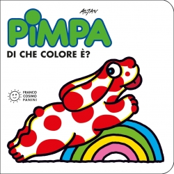 Pimpa. Di che colore è?