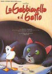 ˆLa ‰gabbianella e il gatto