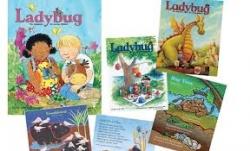 Ladybug the Magazine for Young Children, January 2000