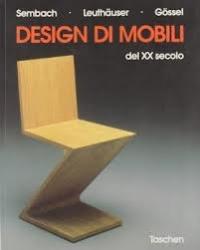 Design di mobili del XX secolo