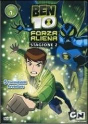 Ben 10. Forza Aliena. Stagione 2. Vol. 1