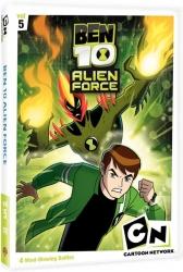Ben 10. Forza Aliena. Stagione 2. Vol. 2